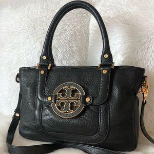 8d2c79af418 ✨Tory Burch Black Leather Satchel